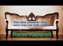 Kunst ausstellung, Reise, Volker rapp, Bericht