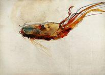 Fisch, Zeichnungen, Skizzenbuch,