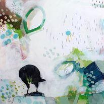 Planet, Illustrationart, Ramona zirk, Illustration