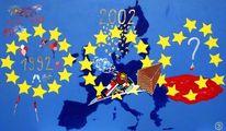 Euro, Merkel, Finanzkrise, Eu