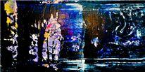 Gemälde, Schwarz, Verantwortung, Malerei