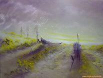 Nebel, Malerei