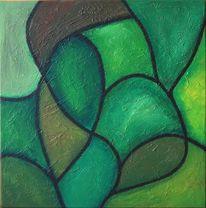 Komposition, Farben, Linie, Fläche