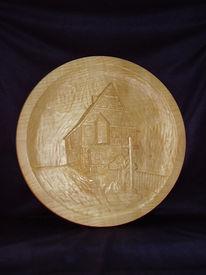 Relief, Kunsthandwerk, Holz
