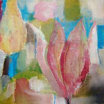 Tulpen, Malerei