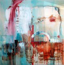 Ayers rock, Australien, Acrylmalerei, Malerei