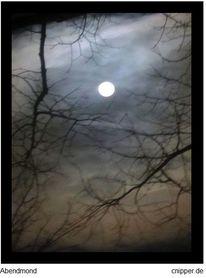 Wolken, Cnipperfoto, Mond, Wolkenschön