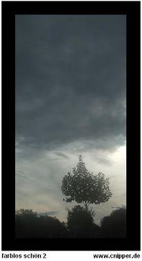 Wolkenschön, Farblos, Schön, Wolken