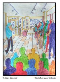 Farben, Zeichnung, Bunt, Malerei
