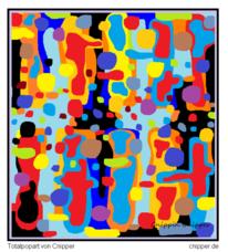 Farben, Cnipperpop, Köln, Abstrakt