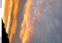 Sonne, Wolkenschön, Wolken, Licht