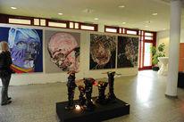 Pinnwand, Ausstellung