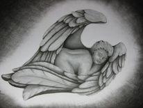 Zeichnungen, Engel