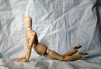 Fotografie, Puppe, Figur, Mann