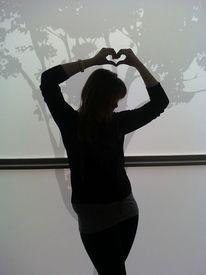 Liebe, Figur, Herz, Fotografie