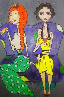 Märchen, Russisch, Pop art, Glamour