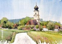 Birnbach, Niederbayern, Grongörgen, Haarbach