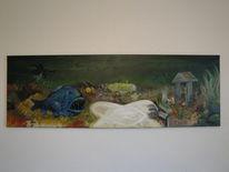 Malerei, Tiefsee