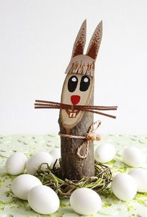 Nest, Ostern, Hase, Osternest