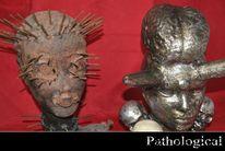 Dunkel, Horror, Skulptur, Film