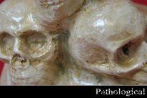 Horror, Pycho, Skulptur, Diseased