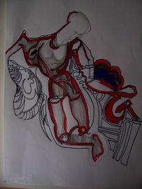 Zeichnungen, Russisch