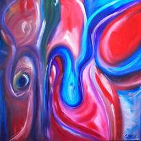 Malerei, Abstrakt, Weisheit