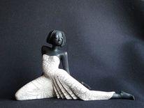 Keramik figur, Plastik, Venus, Rakufigur