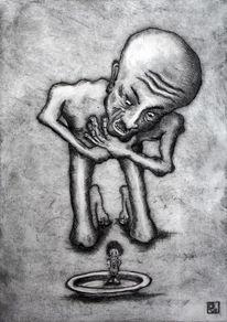Kinder, Hilfe, Hungersnot, Tod