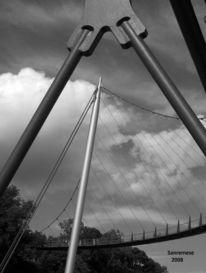 Technik, Emotion, Stahlkonstrukt, Fotografie