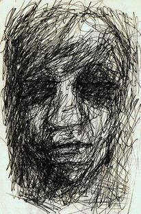 Kritzel, Skizze, Zeichnungen