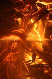 Feuer, Heiß, Hell, Fotografie