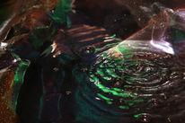 Wasser, Blech, Farben, Licht