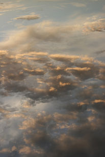 Weite, Wolken, Himmel, Höhe