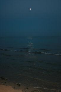 Mond, Welle, Salz, Himmel