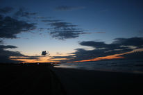 Sand, Wolken, Himmel, Strand