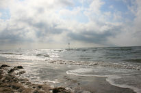 Sand, Strand, Meer, Welle