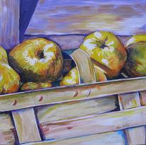 Früchte, Quitten, Gelb, Küche
