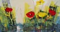 Blumen, Panart, Kuss, Wiese