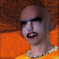 Digitale kunst, Orange