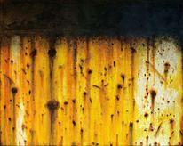 Abstrakt, Materialbilder, Gemälde, Malerei