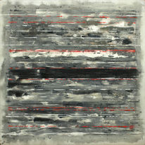 Malplatte, Weiß, Acrylmalerei, Schwarz