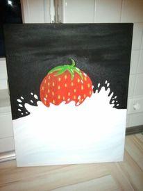 Malerei, Milch