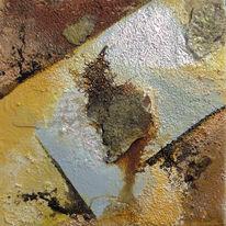 Erde, Terre, Provence, Abstrakt