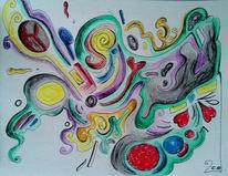 Symbolisch, Improvisation, Abschalten, Träumerei