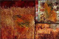 Malerei, Rost