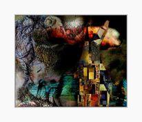 Digitale kunst, Surreal, Babylon