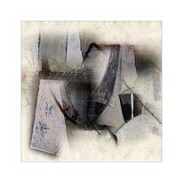 Digitale kunst, Abstrakt, Komposition