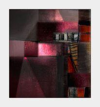 Digitale kunst, Abstrakt, Glut