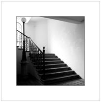 Fotografie, Architektur, Treppenhaus